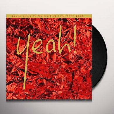 YEAH WALLIS BIRD LIVE 2007-2014 Vinyl Record