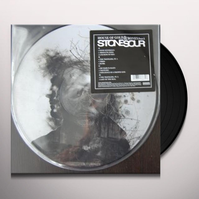Stone Sour HOUSE OF GOLD & BONES PART 1 Vinyl Record