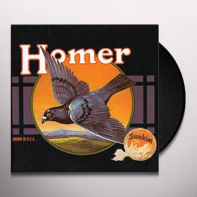 Homer GROWN IN U.S.A. Vinyl Record