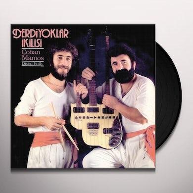 Derdiyoklar Ikilisi COBAN MAMOS Vinyl Record