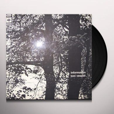 Toni Vescoli INFORMATION Vinyl Record