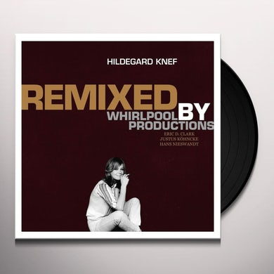 Hildegard Knef REMIXED BY WHIRLPOOL PRODUCTIONS Vinyl Record