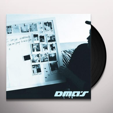 DMA'S I LOVE YOU UNCONDITIONALLY SURE AM GOING TO MISS Vinyl Record