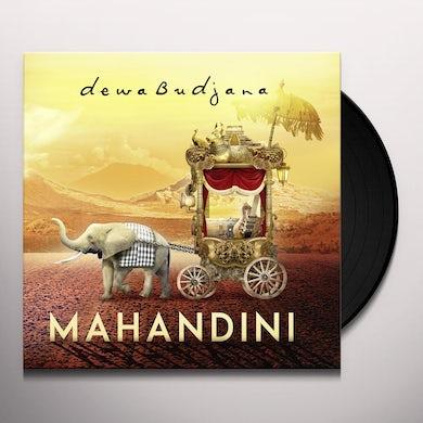 Dewa Budjana MAHANDINI Vinyl Record