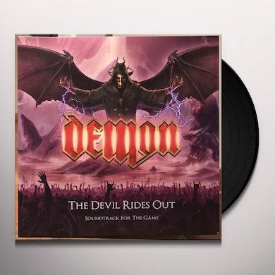 Demon DEVIL RIDES OUT / Original Soundtrack Vinyl Record