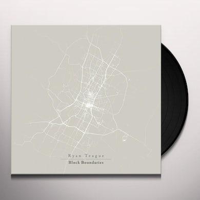 Ryan Teague BLOCK BOUNDARIES Vinyl Record