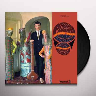 Bill Plummer / Cosmic Brotherhood BILL PLUMMER & COSMIC BROTHERHOOD Vinyl Record