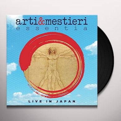 ARTI & MESTIERI ESSENTIA: LIVE IN JAPAN Vinyl Record