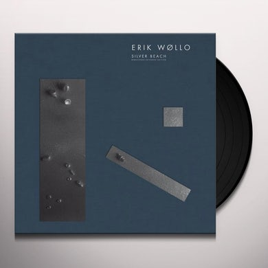 Erik Wollo SILVER BEACH Vinyl Record