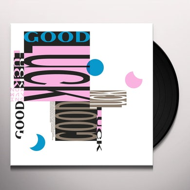 Not Waving GOOD LUCK Vinyl Record