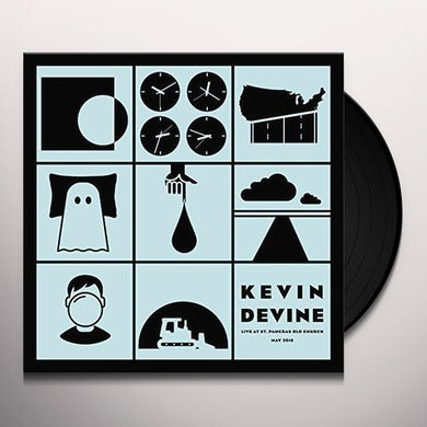 Kevin Devine LIVE AT ST PANCRAS OLD CHURCH Vinyl Record - UK Release