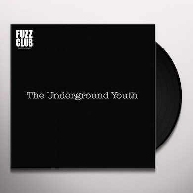 The Underground Youth FUZZ CLUB SESSIONS Vinyl Record