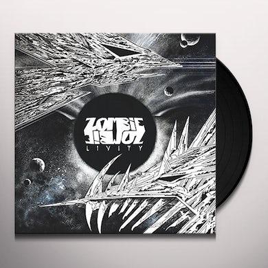 Zombie Zombie LIVITY Vinyl Record