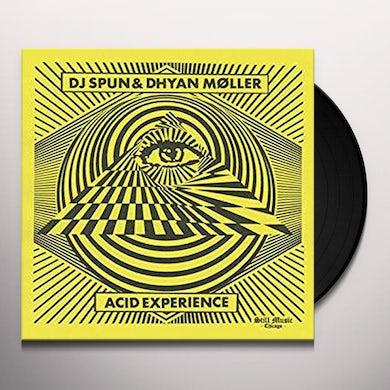 Dj Spun & Dhyan Moller ACID EXPERIENCE Vinyl Record