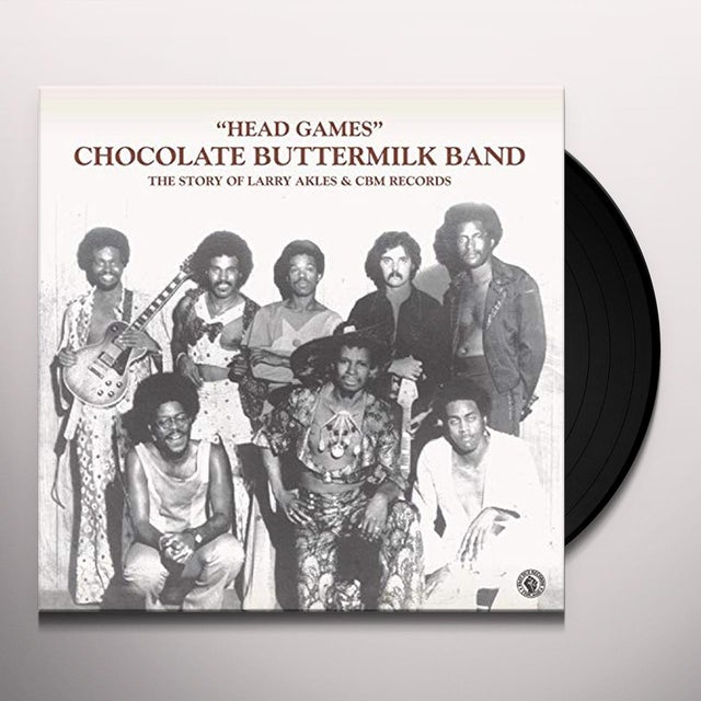 Chocolate Buttermilk Band