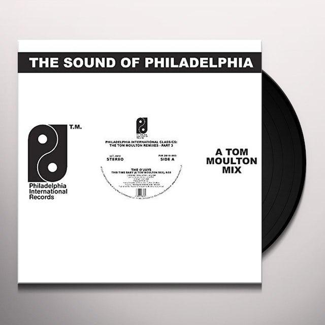 Philadelphia International Classics: Tom Moulton 3 Vinyl Record