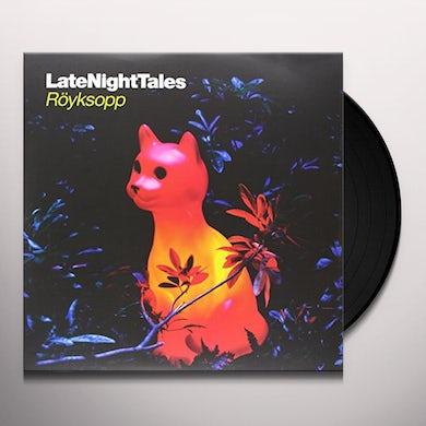 Royksopp LATE NIGHT TALES Vinyl Record