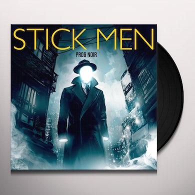 Stick Men PROG NOIR Vinyl Record