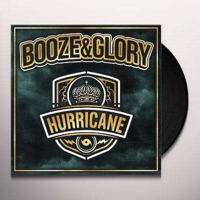 Booze & Glory HURRICANE Vinyl Record