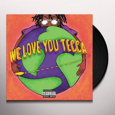 Lil Tecca WE LOVE YOU TECCA Vinyl Record
