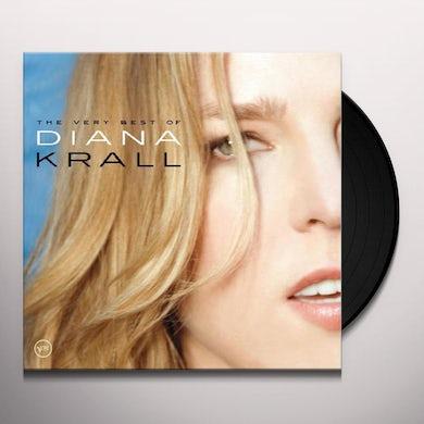 VERY BEST OF DIANA KRALL Vinyl Record
