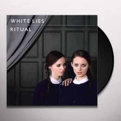 White Lies RITUAL Vinyl Record - UK Release