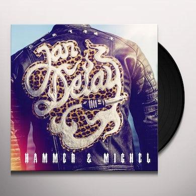 Jan Delay HAMMER & MICHEL Vinyl Record