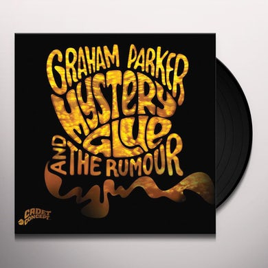 Mystery Glue Vinyl Record
