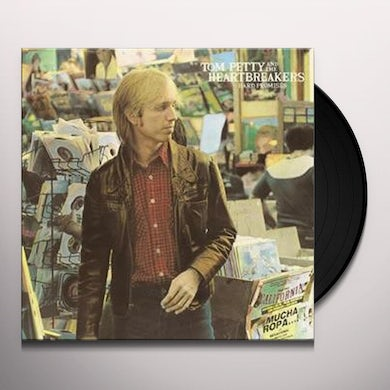 Tom Petty and the Heartbreakers HARD PROMISES Vinyl Record