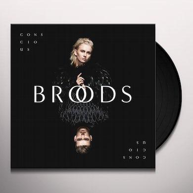 Broods CONSCIOUS Vinyl Record