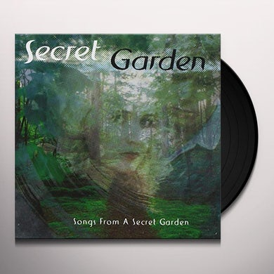 SONGS FROM A SECRET GARDEN Vinyl Record