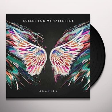 Bullet For My Valentine GRAVITY Vinyl Record