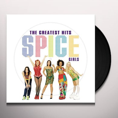 Spice Girls  The Greatest Hits (Picture Disc) Vinyl Record