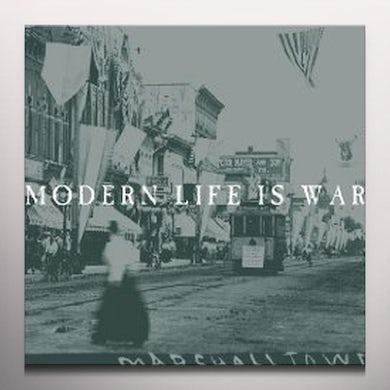 Modern Life Is War WITNESS Vinyl Record - Colored Vinyl