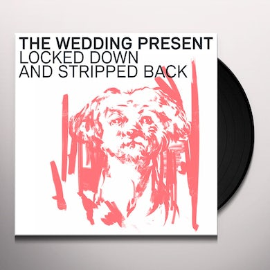 LOCKED DOWN AND STRIPPED BACK Vinyl Record