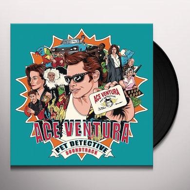 Ace Ventura: Pet Detective O.S.T. Vinyl Record