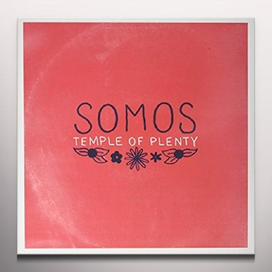 Somos TEMPLE OF PLENTY Vinyl Record