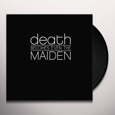 Death Becomes Even The Maiden PINK EP Vinyl Record