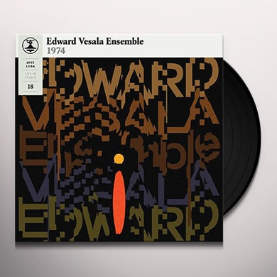 Edward Ensemble Vesala JAZZ-LIISA 18 Vinyl Record