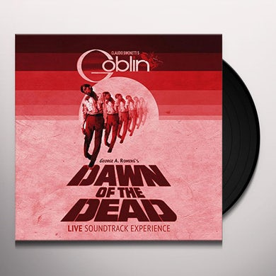 Claudio Simonetti DAWN OF THE DEAD - LIVE IN HELSINKI 2017 Vinyl Record