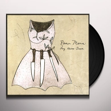 Rainer Maria LONG KNIVES DRAWN Vinyl Record