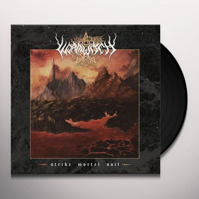 Wormwitch STRIKE MORTAL SOIL Vinyl Record