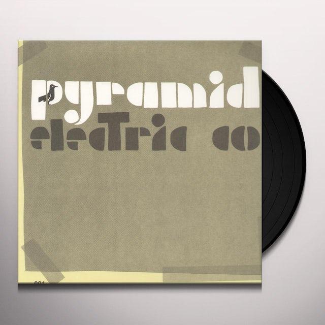 Jason Molina PYRAMID ELECTRIC CO Vinyl Record