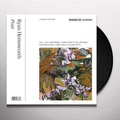 POUT (COKE BOTTLE CLEAR) Vinyl Record