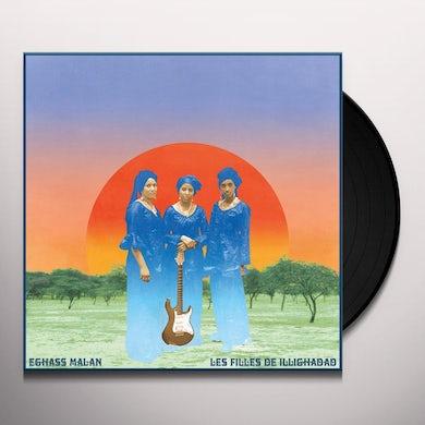EGHASS MALAN Vinyl Record