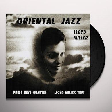 Lloyd Miller ORIENTAL JAZZ Vinyl Record