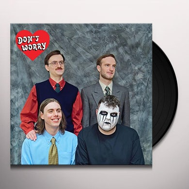 Don'T Worry WHO CARES ANYWAY Vinyl Record