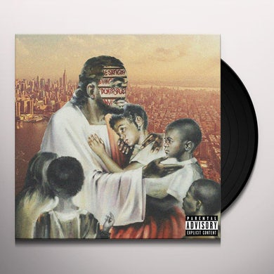 Flee Lord GETS GREATER LATER Vinyl Record