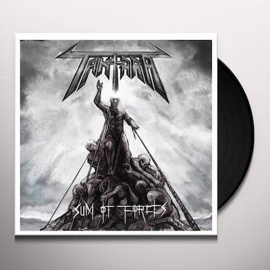 Tantara SUM OF FORCES Vinyl Record