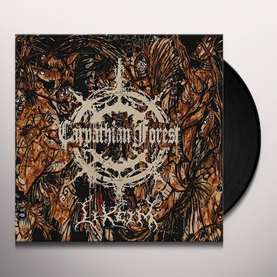 Carpathian Forest LIKEIM / ALL MY FRIENDS ARE DEAD Vinyl Record